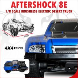 Redcat Racing Aftershock 8E Parts
