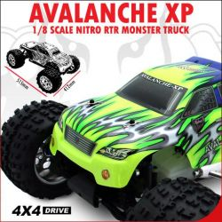 Redcat Racing Avalanche Parts