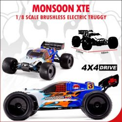 Redcat Racing Monsoon XTE Parts