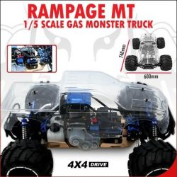 Redcat Racing Rampage MT,TT,Rally & Dune Runner Parts