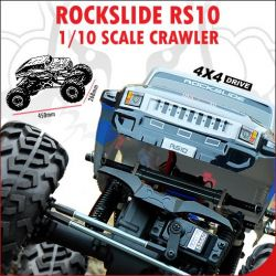 Redcat Racing Rockslide RS10 Parts