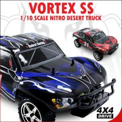 Redcat Racing Vortex SS Parts