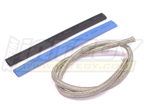 C22905 Braided Fuel Line Kit C22907