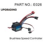 Sensorless Brushless Speed Control (ESC)