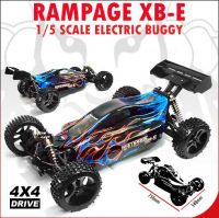 Redcat Rampage XB-E 1/5 Scale Electric Buggy Blue Black