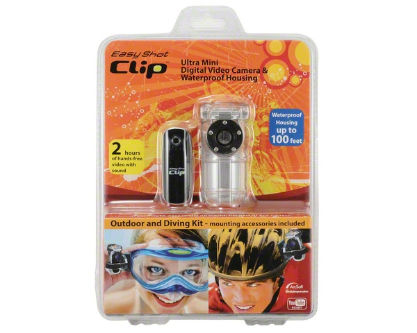 Easy Shot Clip Outdoor & Diving Kit