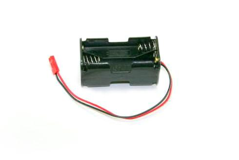 02070 4-Cell AA Battery Holder