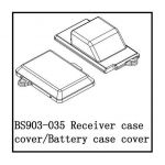 Receiver/Battery Case Cover
