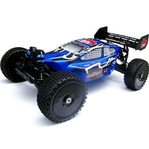 1/8 Buggy Body Blue and Black