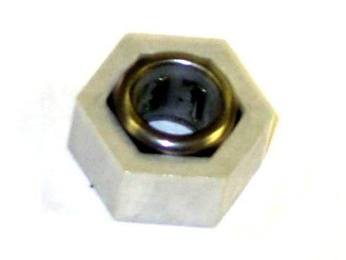 06267 14mm Hex nut & one way bearing