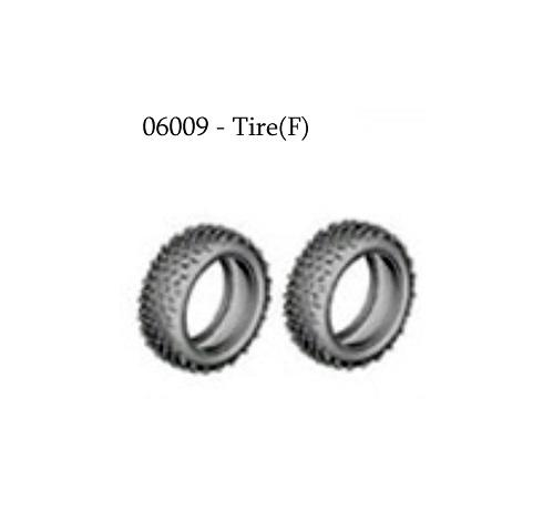 06009 2.2 Front Off road Knobby tire
